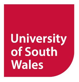 University of South Wales image