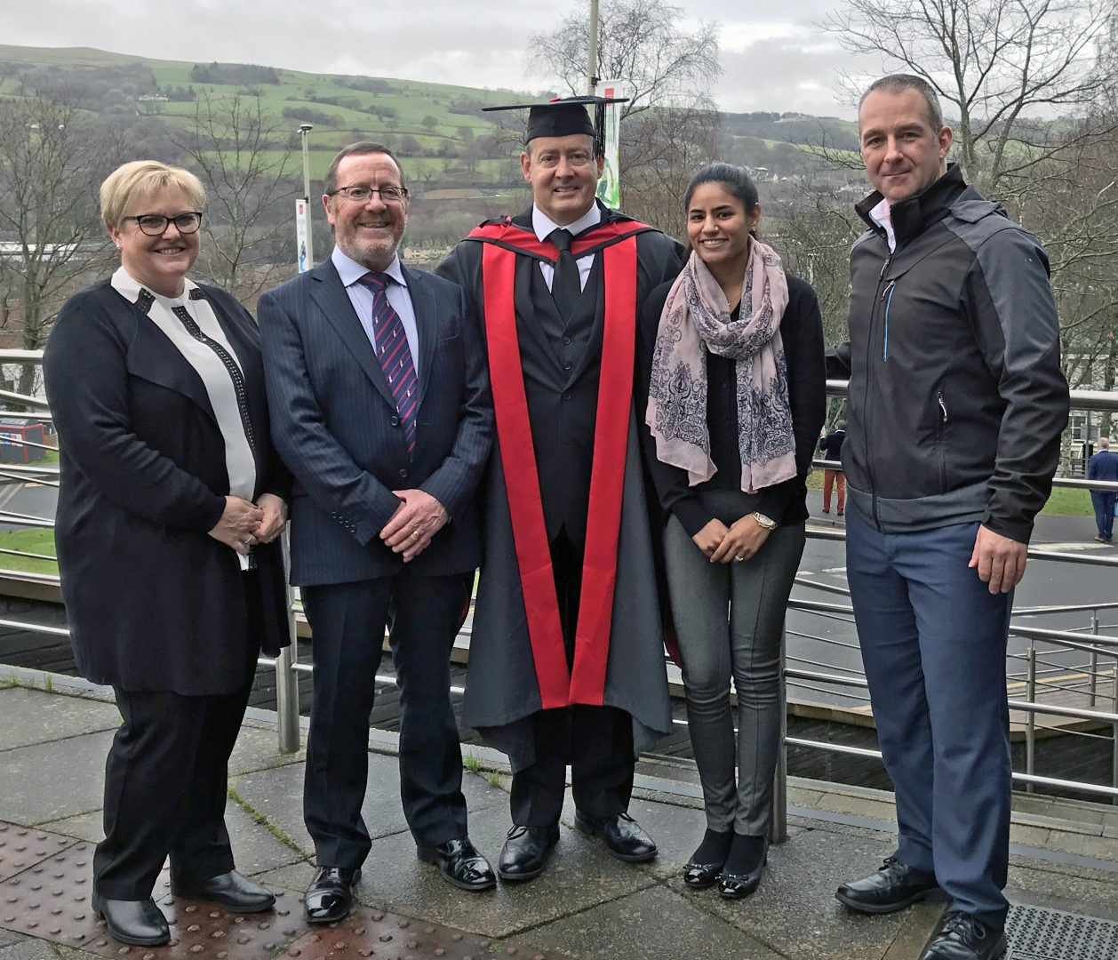 First International Security and Risk Management MSc graduates - Featured image