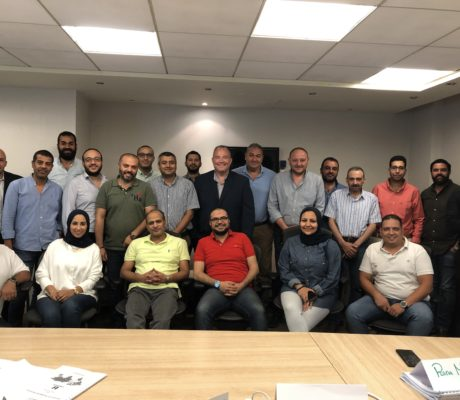 PerpetuityARC Training Collaborates with Lafargeholcim, Cairo - article image